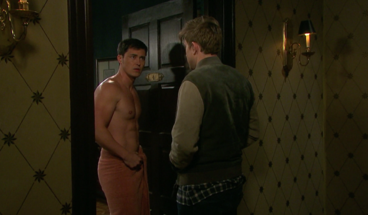 Christopher Sean, Chandler Massey
