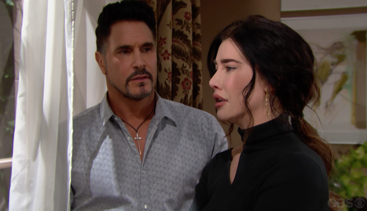 Don Diamont, Jacqueline MacInnes Wood
