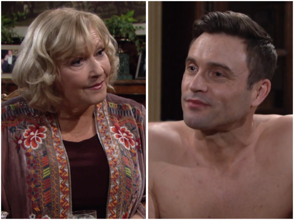 Are Traci And Cane The May December Romance The Young And The Restless Needs Poll Daytime Confidential