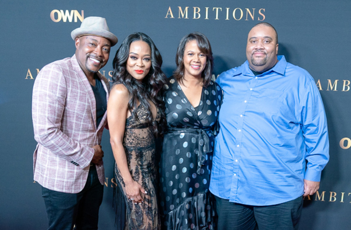 Will Packer, Robin Givens, Tina Perry, Jamey Giddens