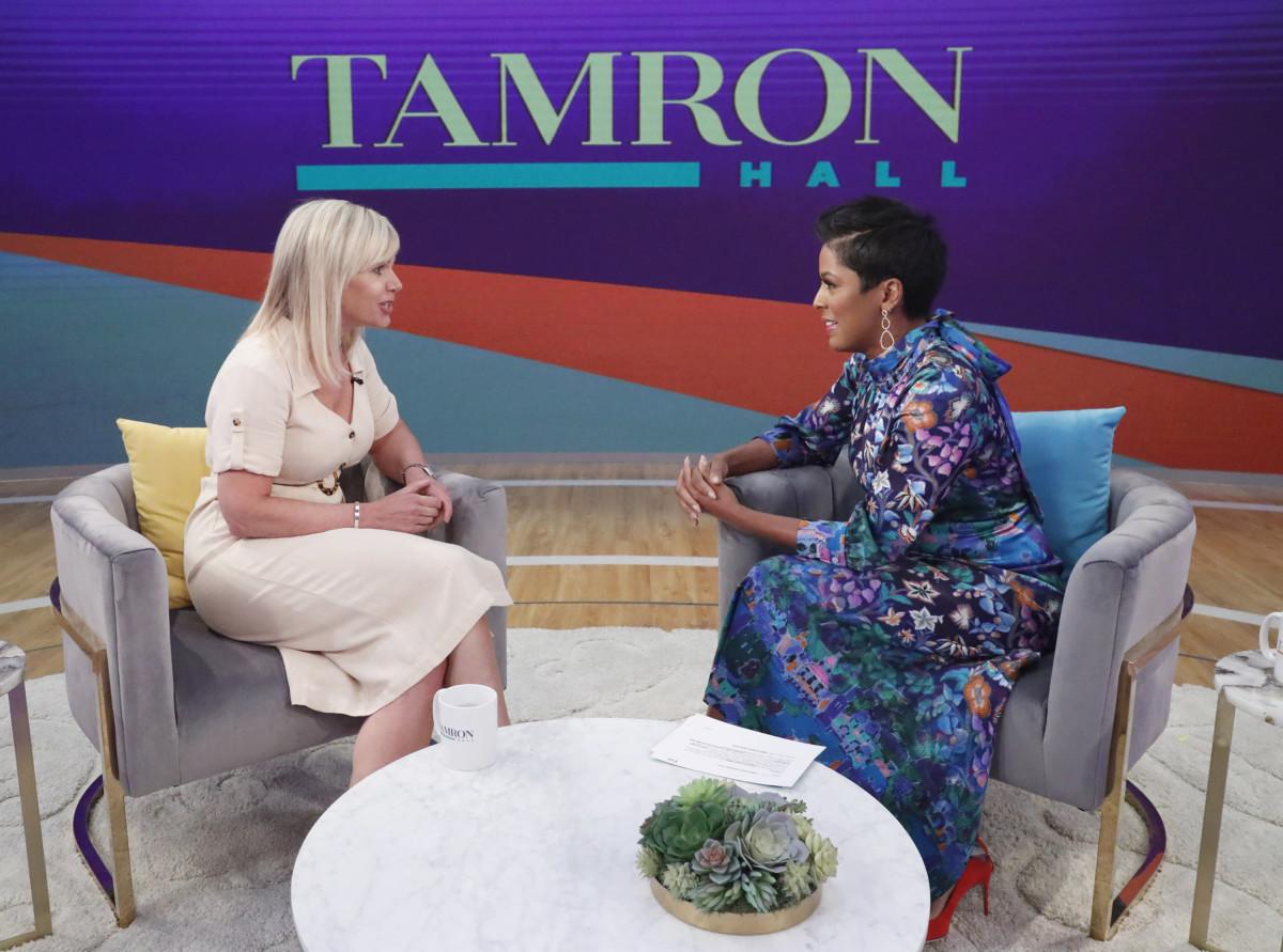 Gretchen Carlson, Tamron Hall