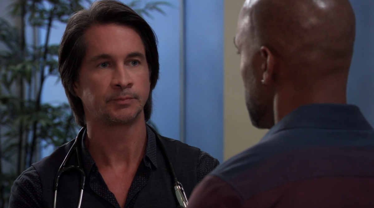 Michael Easton, Donnell Turner