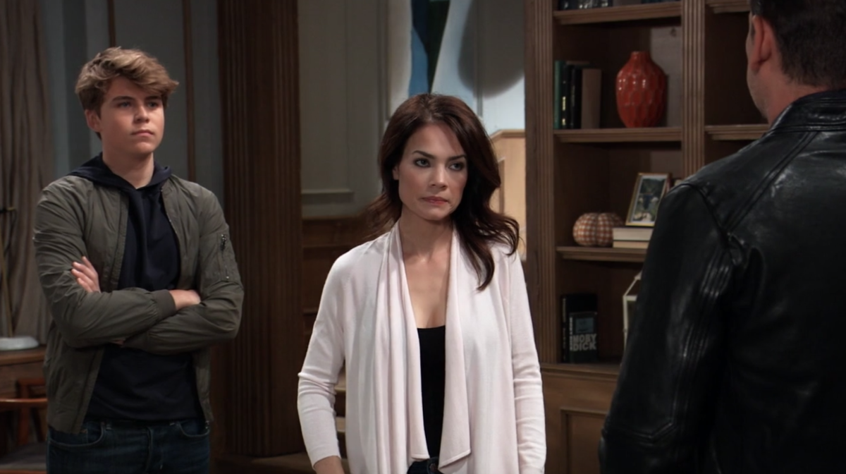 William Lipton, Rebecca Herbst, Roger Howarth