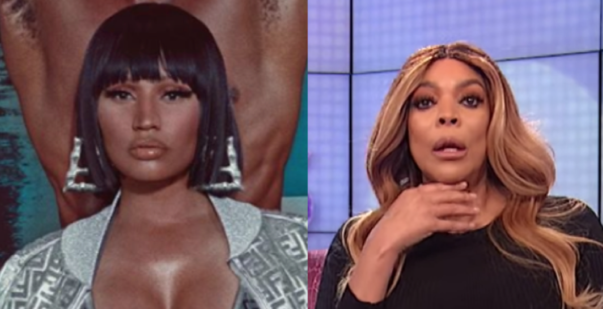 Nicki Minaj, Wendy Williams