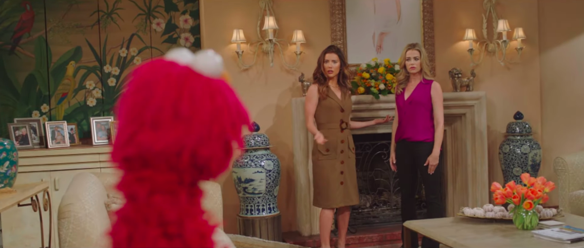 Elmo, Jacqueline MacInnes Wood, Denise Richards