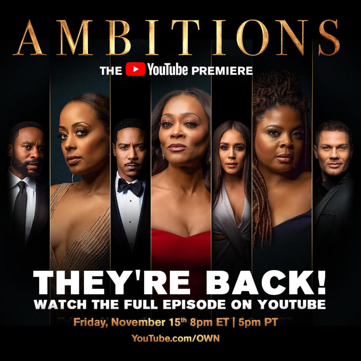 You Tube Premiere