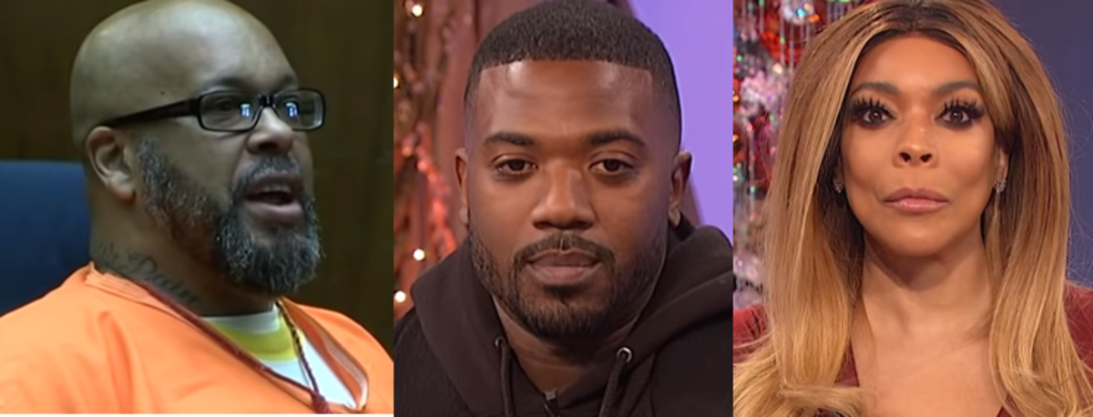 "Marion ""Suge"" Knight, Ray J, Wendy Williams"