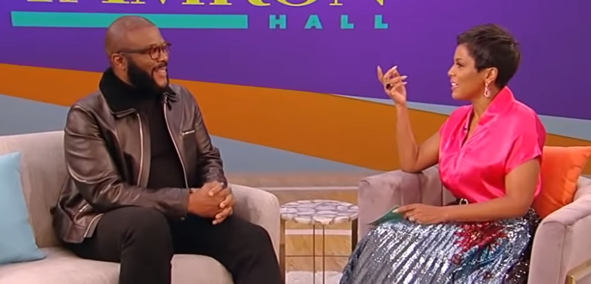 Tyler Perry, Tamron Hall