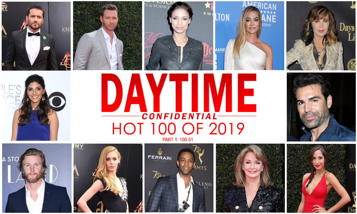 Daytime Confidential Hot 100 of 2019