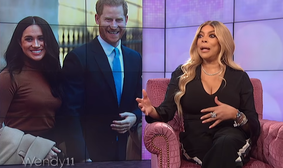 The Duke and Duchess of Sussex, Wendy Williams
