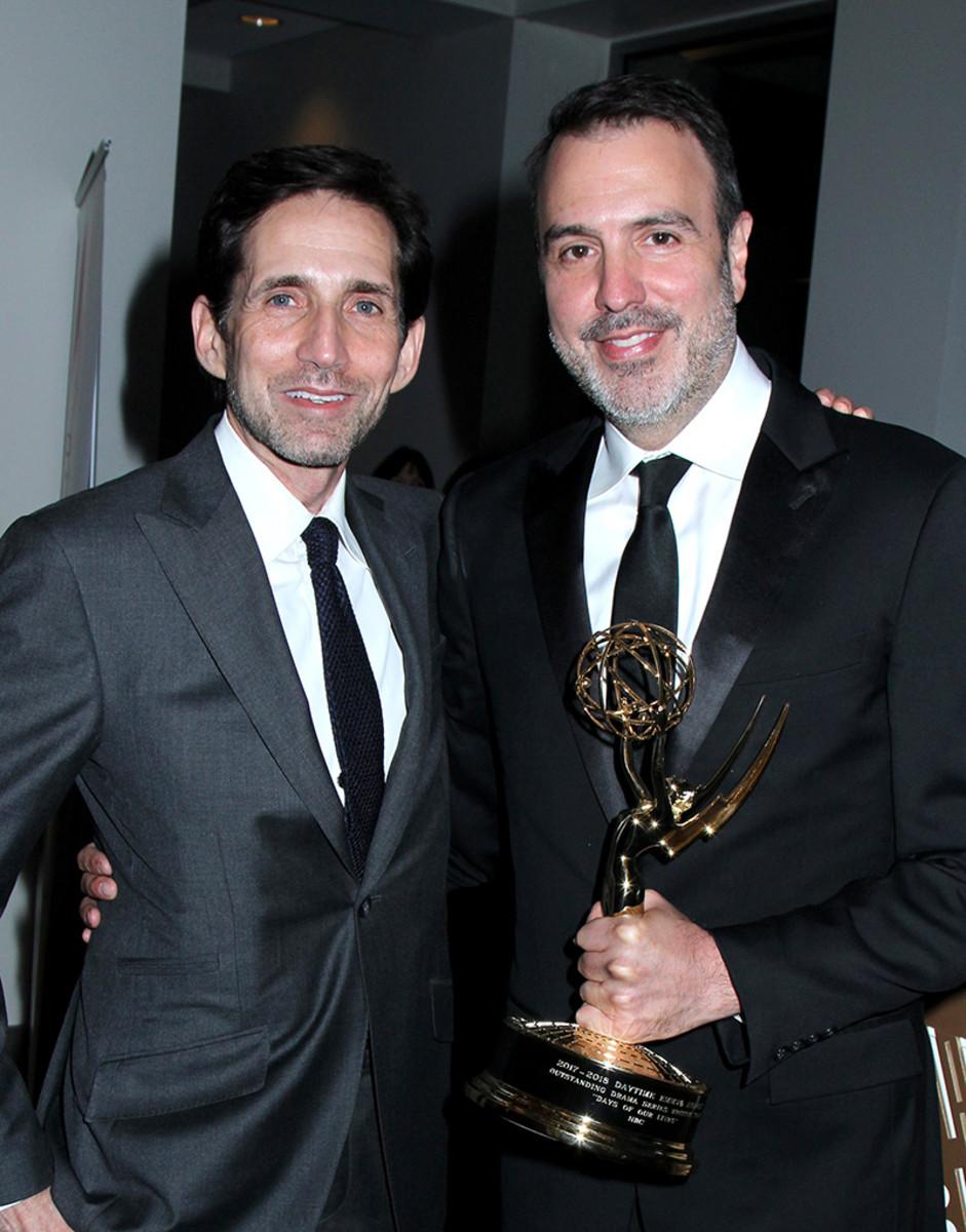 David Rogal and Ron Carlivati