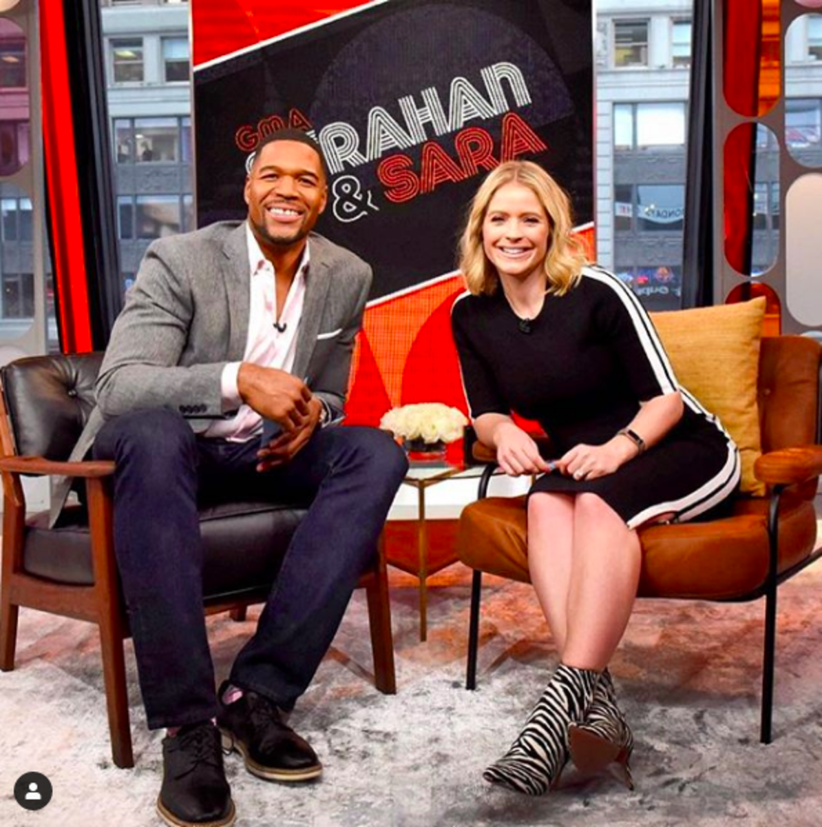 Gma Latest News Update: ABC Rebrands GMA Day To Strahan And Sara