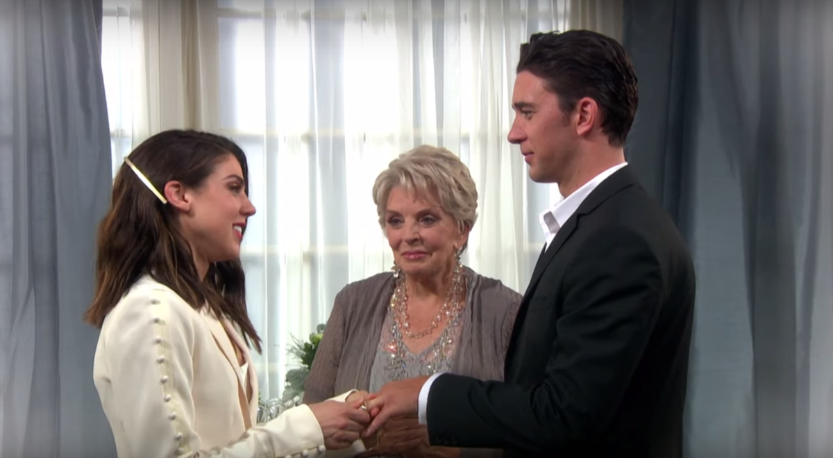 Kate Mansi, Susan Seaforth Hayes, Billy Flynn