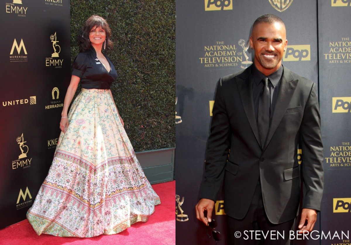 Victoria Rowell, Shemar Moore