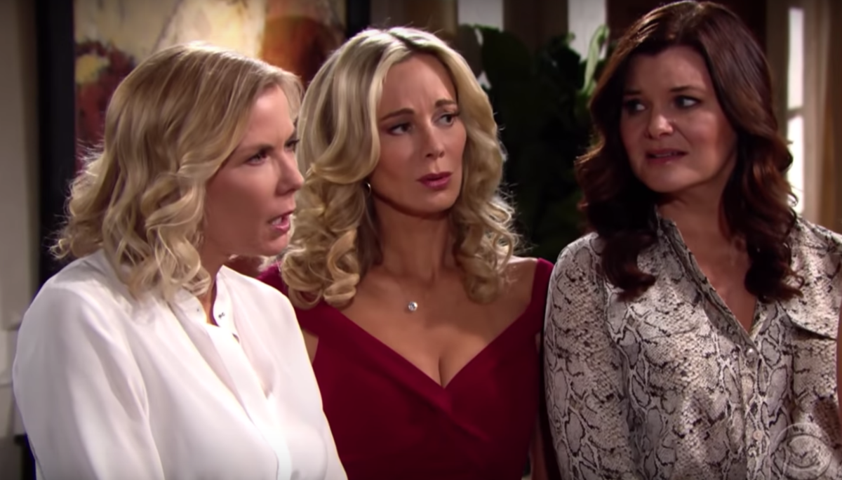 Katherine Kelly Lang, Jennifer Gareis, Heather Tom