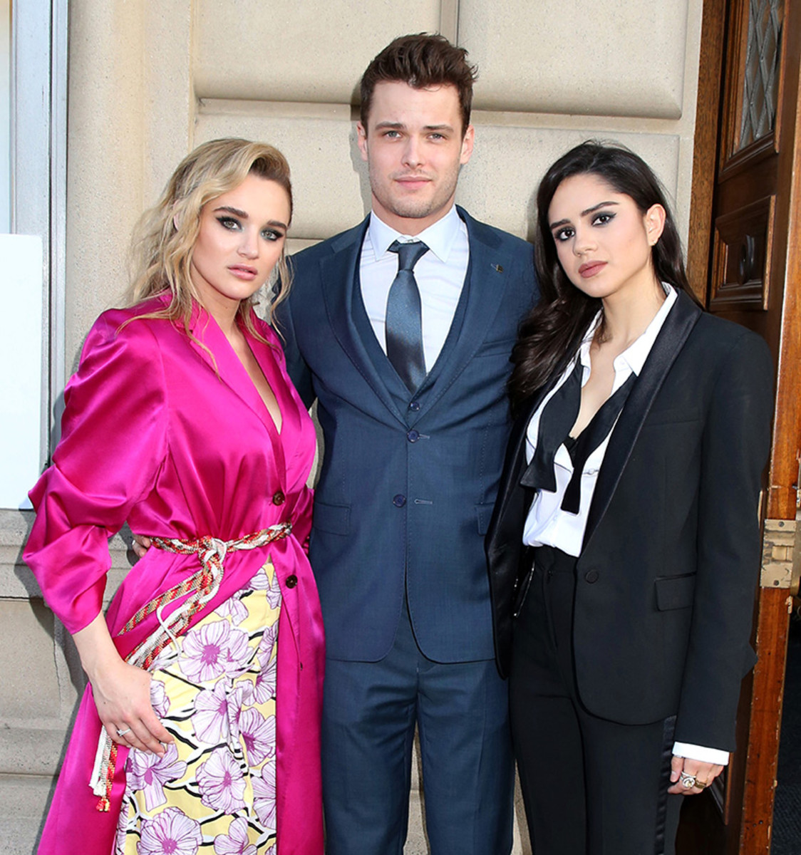 Hunter King, Michael Mealor, Sasha Calle