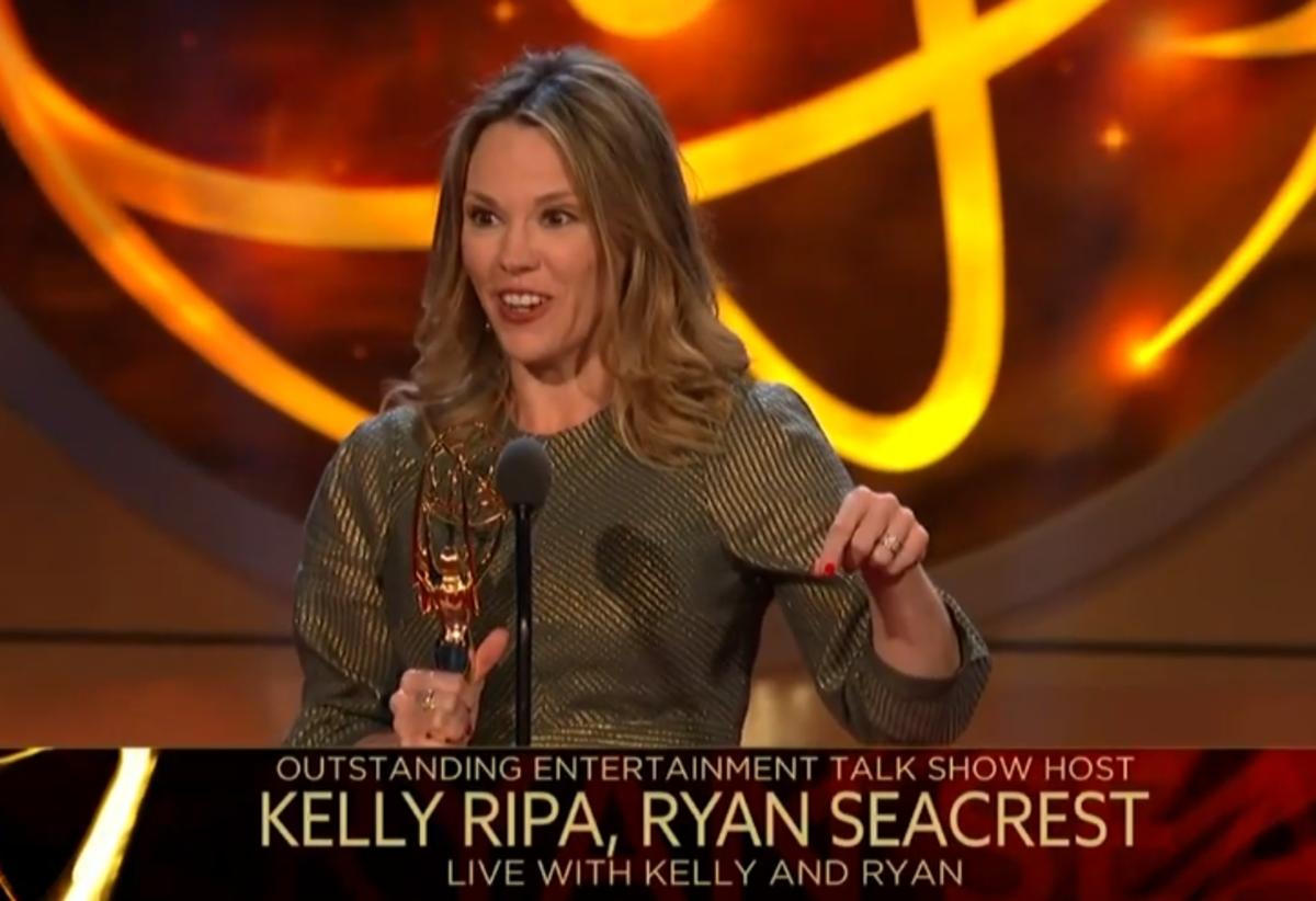 Kelly Ripa, Ryan Seacrest