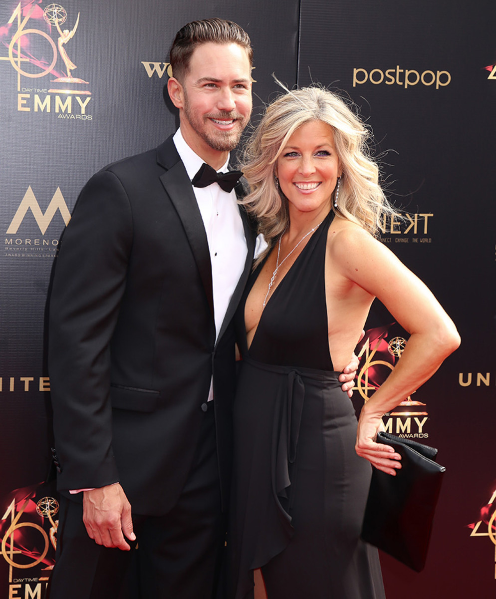 Wes Ramsey, Laura Wright