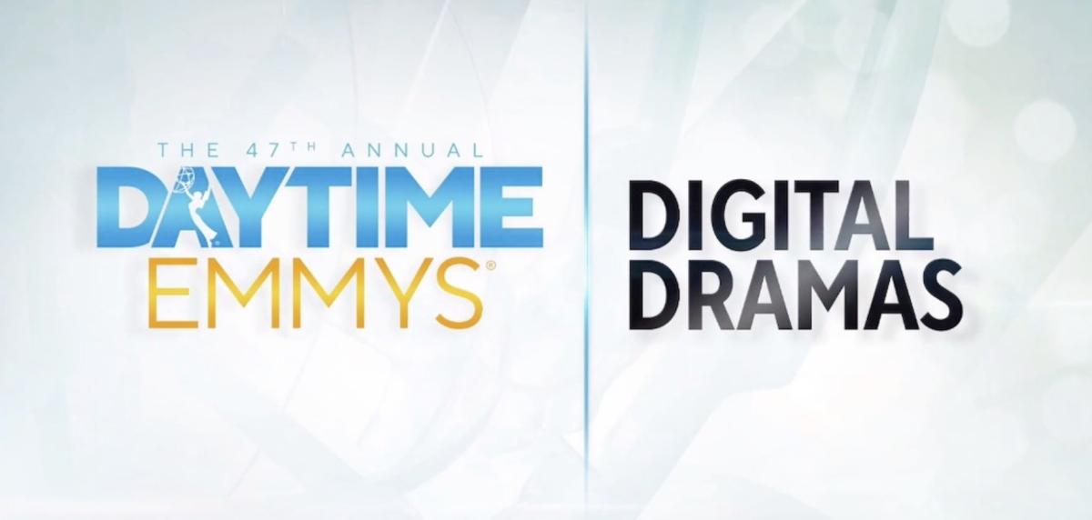 daytime emmys digital dramas logo