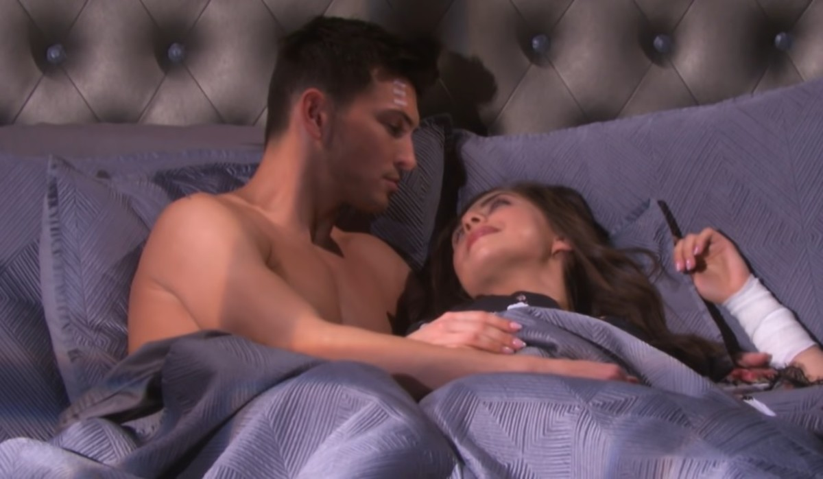 Robert Scott Wilson and Victoria Konefal