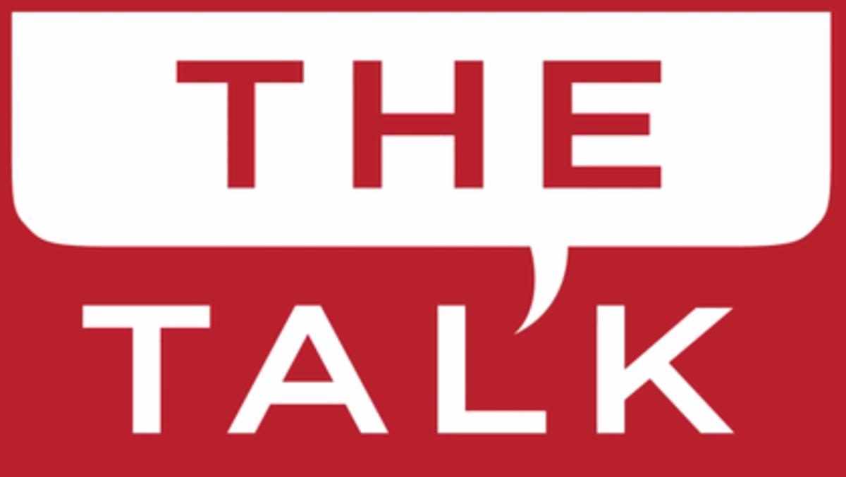 The talk smaller logo