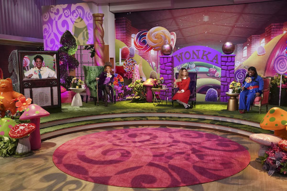 Talk Wonka