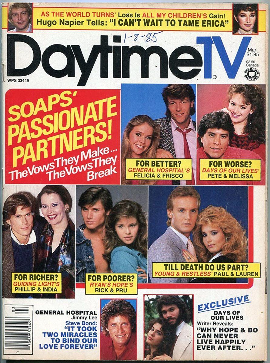 Daytime TV 1985 coer