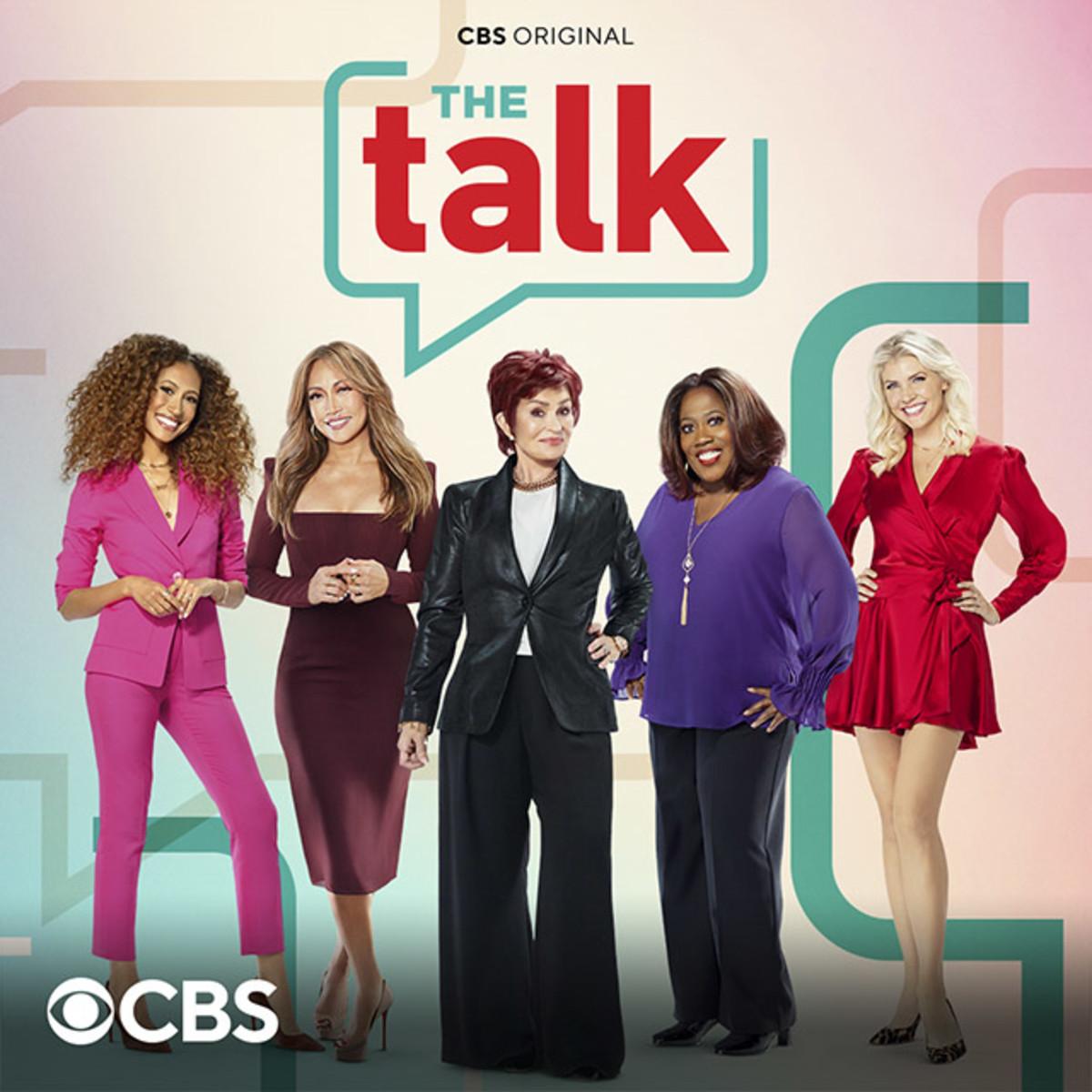 The Talk 2020-2021 Hosts