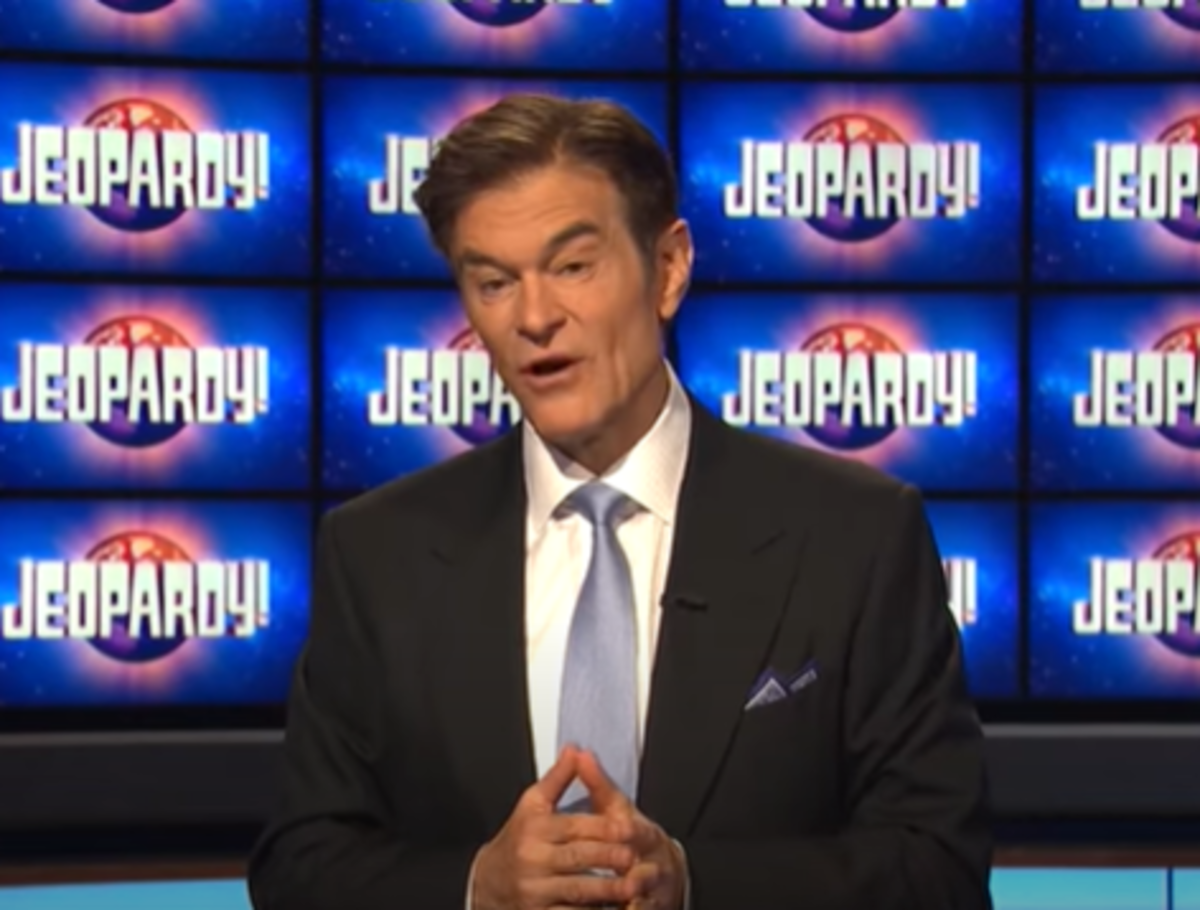 Dr. Oz jeopardy