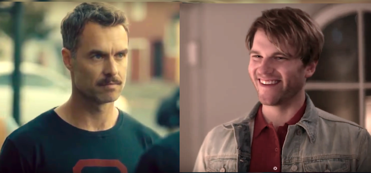 Murray Bartlett, Van Hansis
