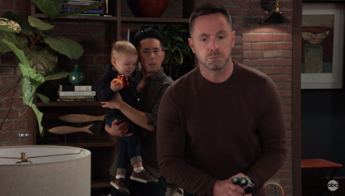 Parry Shen, William deVry