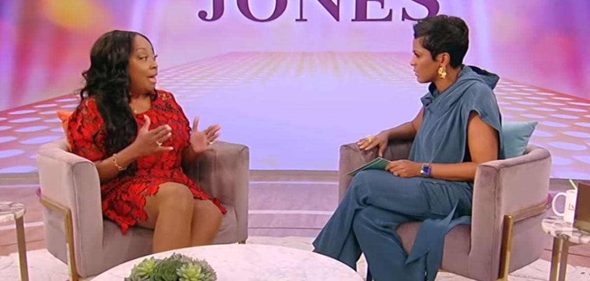 Star Jones, Tamron Hall