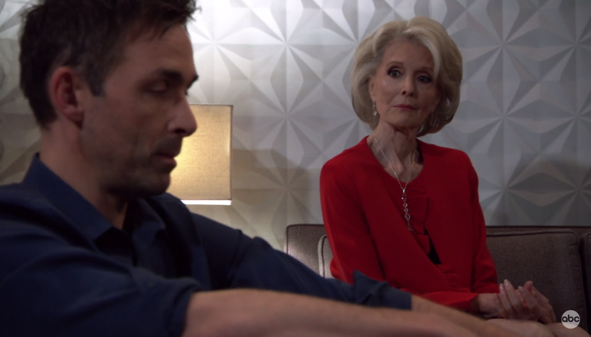 James Patrick Stuart, Constance Towers