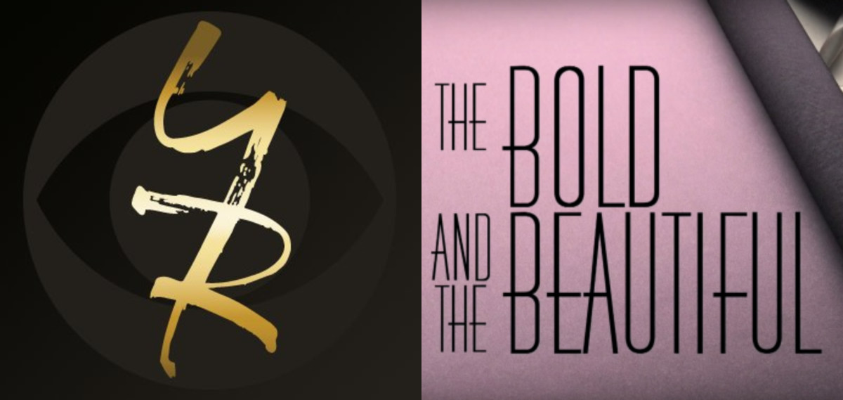 Y&R and B&B logos