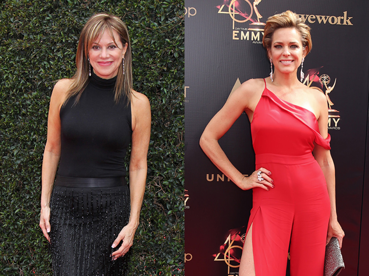 Arianne Zucker, Nancy Lee Grahn