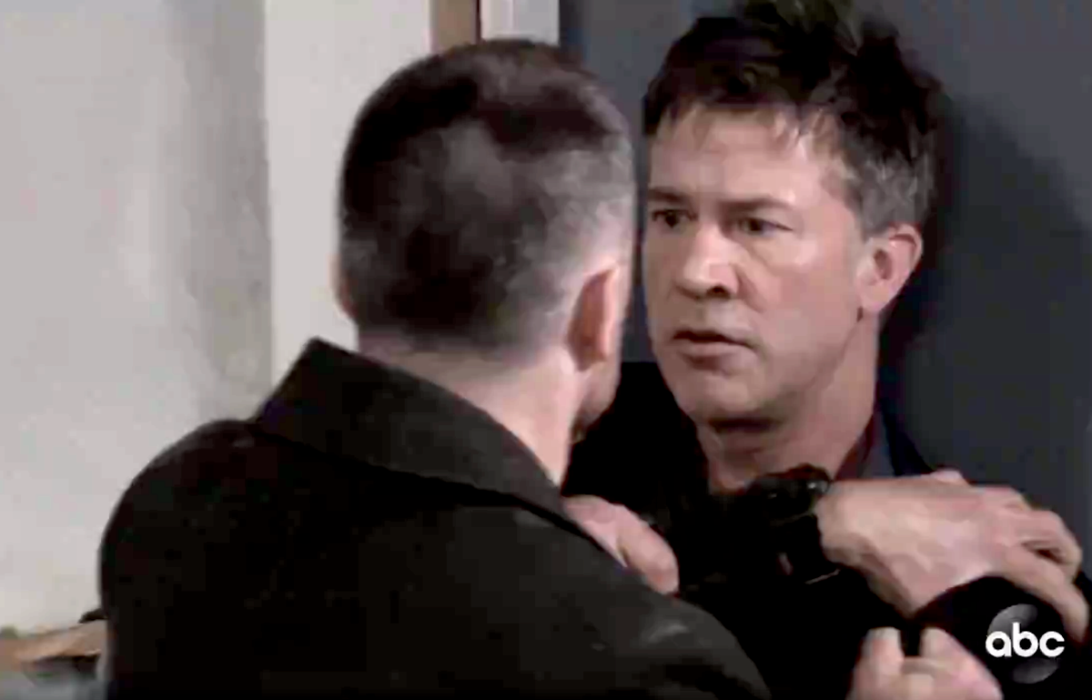 William deVry, Joe Flanigan
