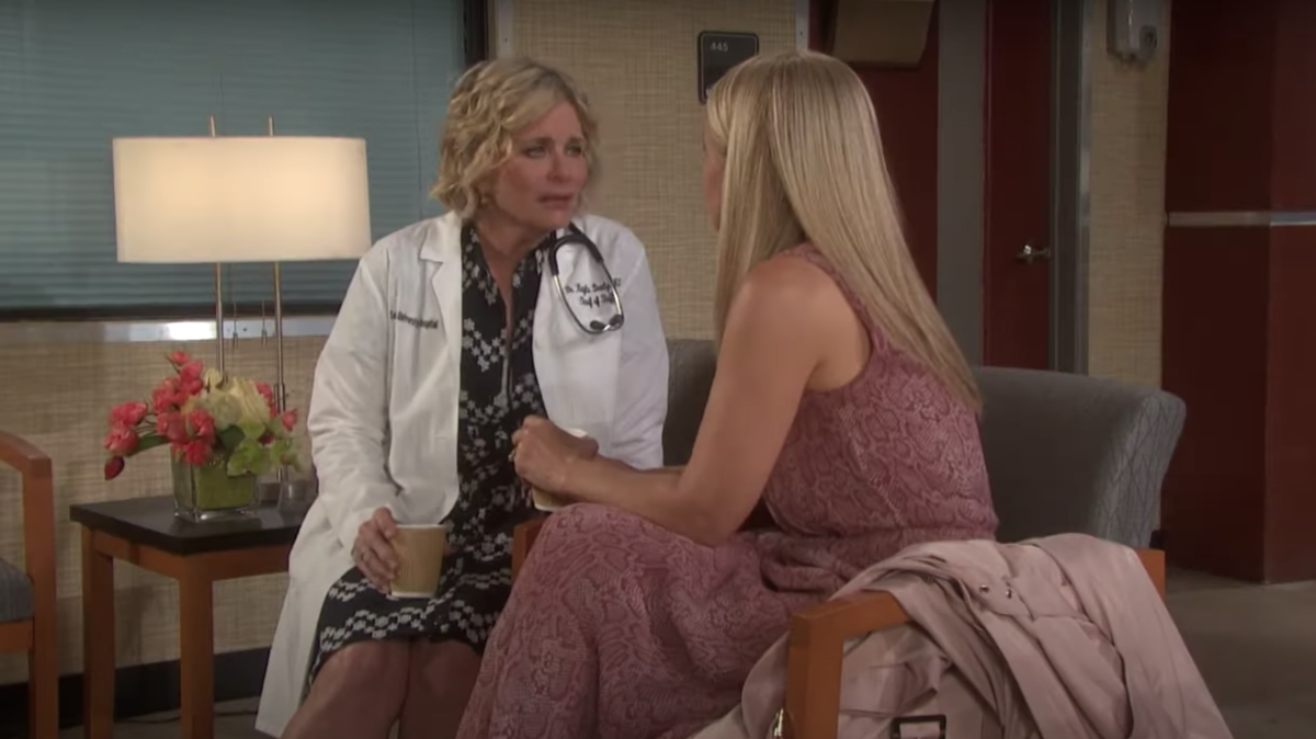 Mary Beth Evans, Melissa Reeves
