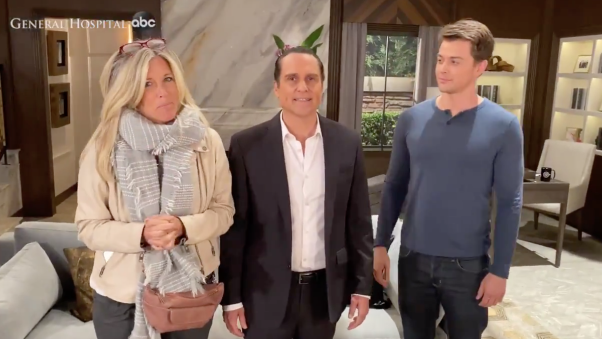 Laura Wright, Maurice Benard, Chad Duell