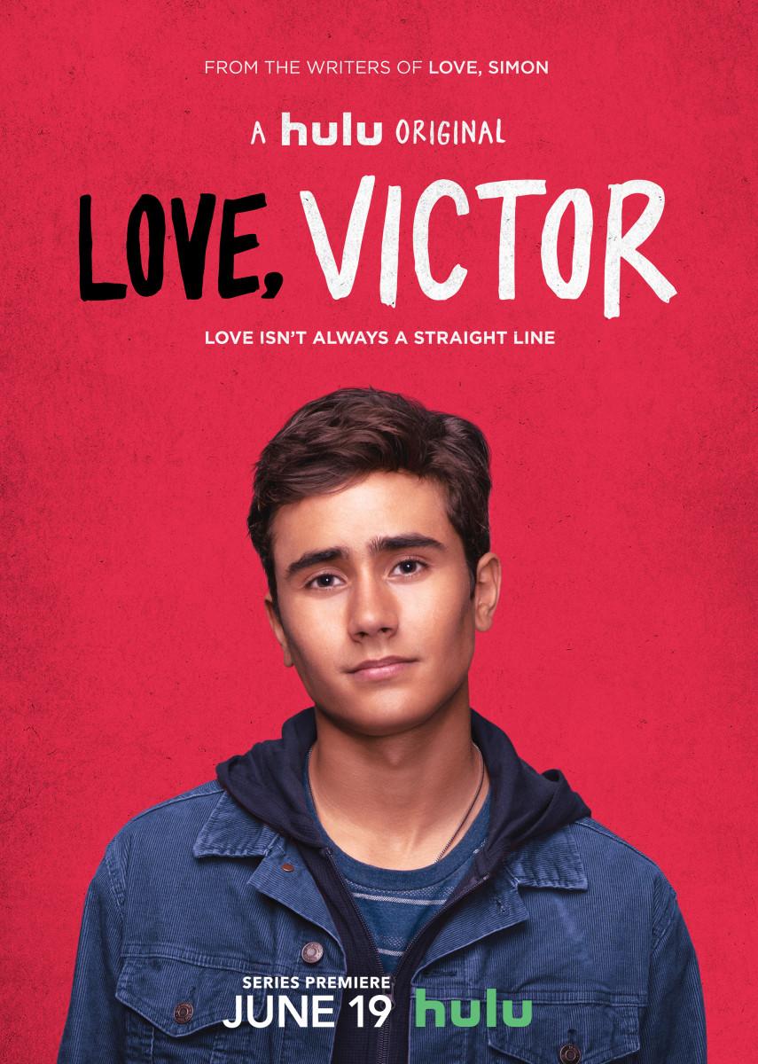 Love Victor Vertical Key Art