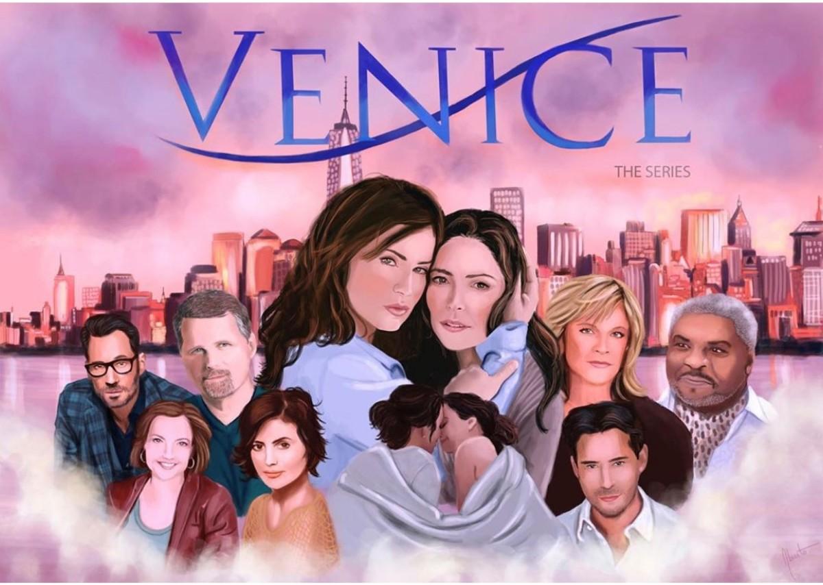 Venice The Series art