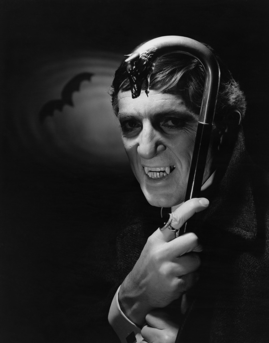 Barnabas Collins with bat