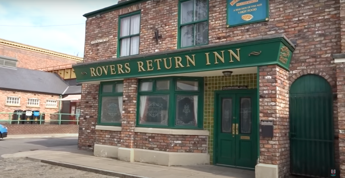 Coronation Street Rovers Return