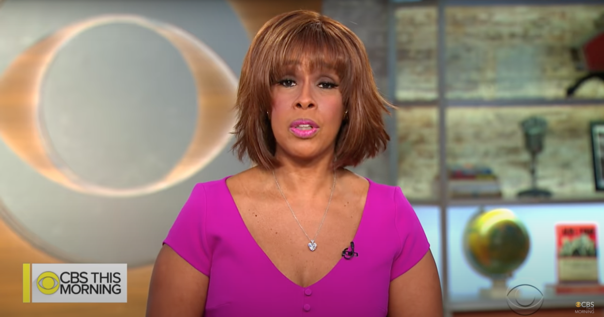 Gayle King CBS This Morning 1