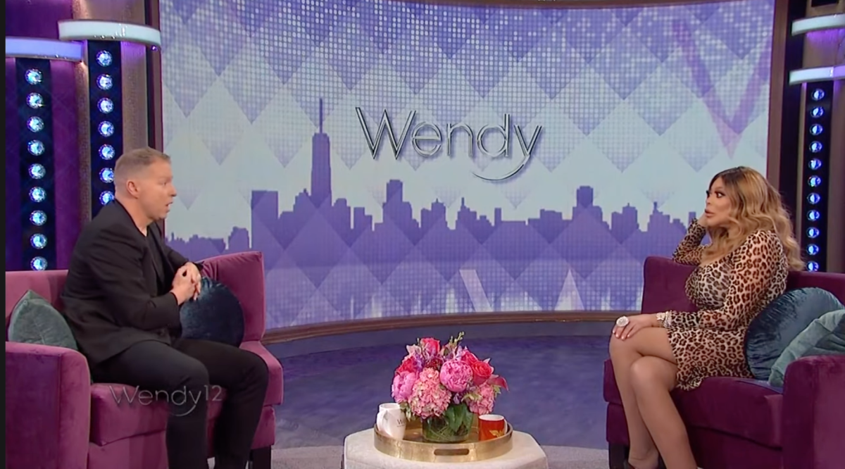 GaryOwens and Wendy Williams