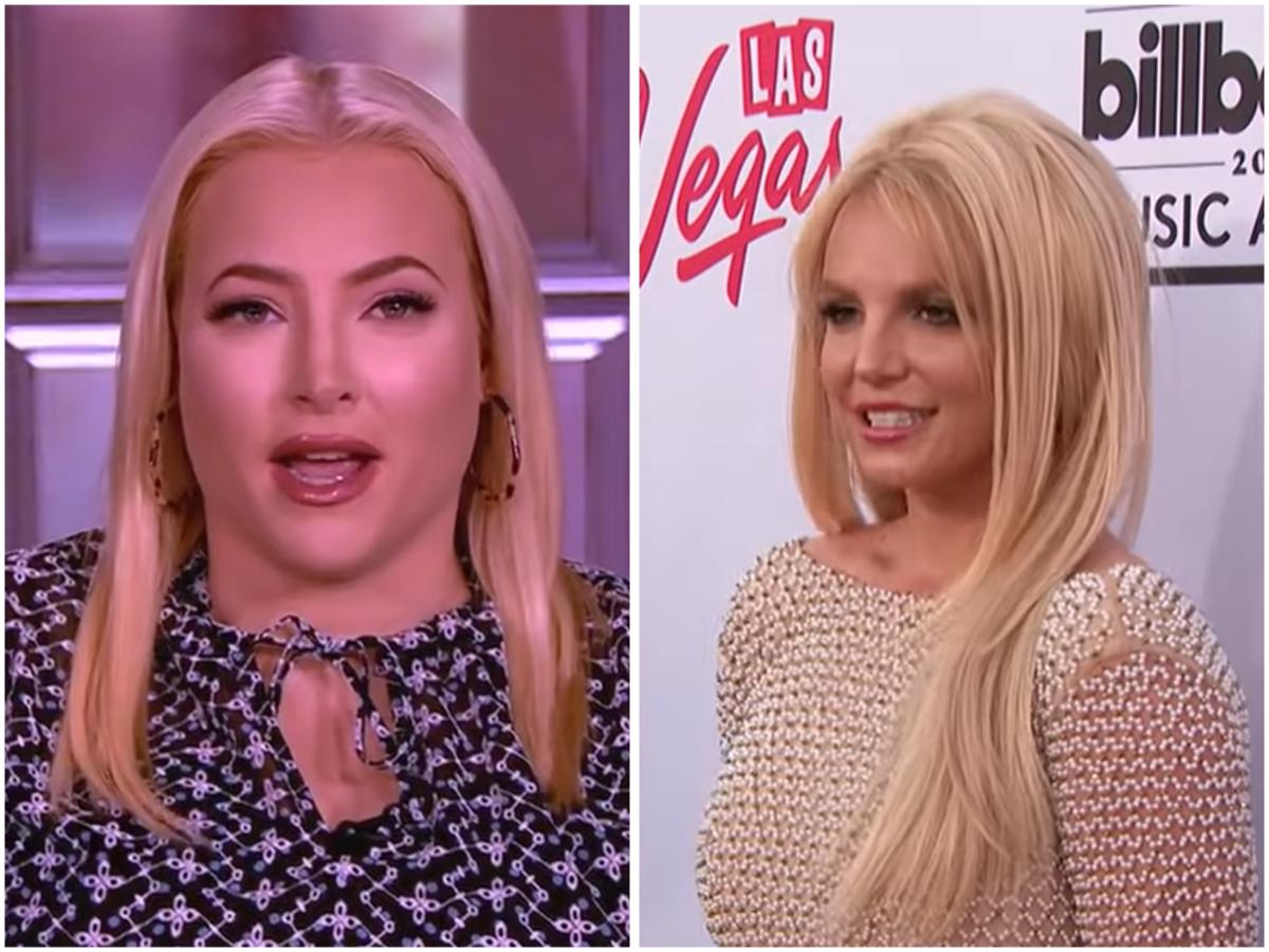 Meghan, Britney