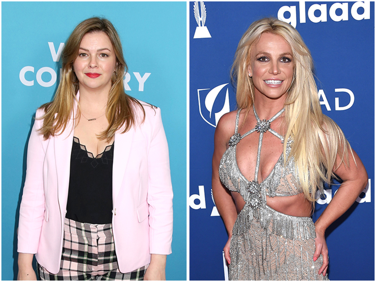Amber Tamblyn, Britney Spears