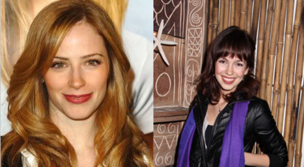 Jaime Ray Newman and Brittany Allen